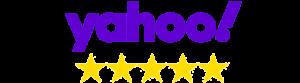 Yahoo! review logo
